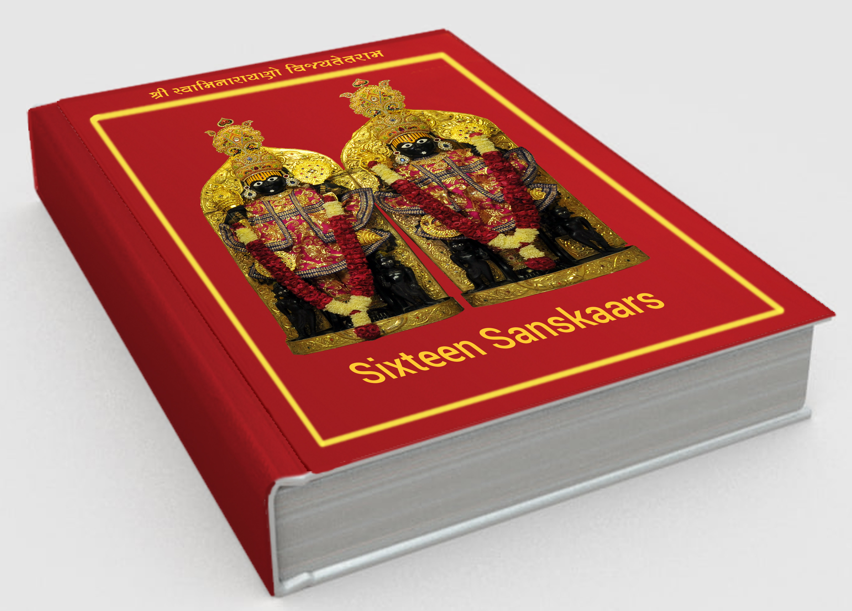 Cover of Sixteen Sanskaars