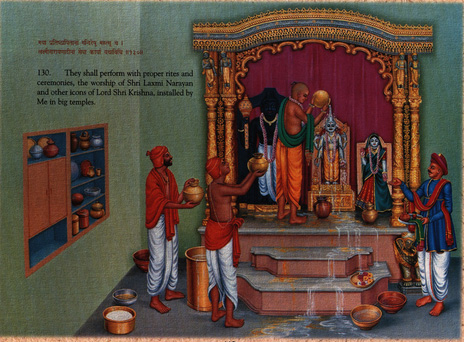 Shikshapatri (Shlocks 126-150) - Shree Swaminarayan Mandir