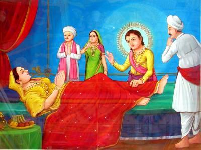 Bhaktimata's Death