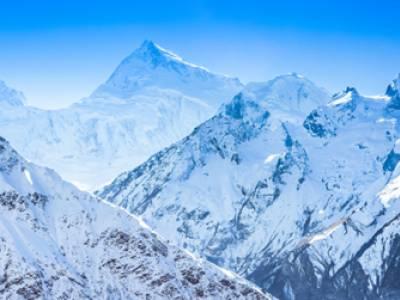 Nilkanth Varni in Himalayas